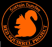 Sustain Dundee Red Squirrel Project