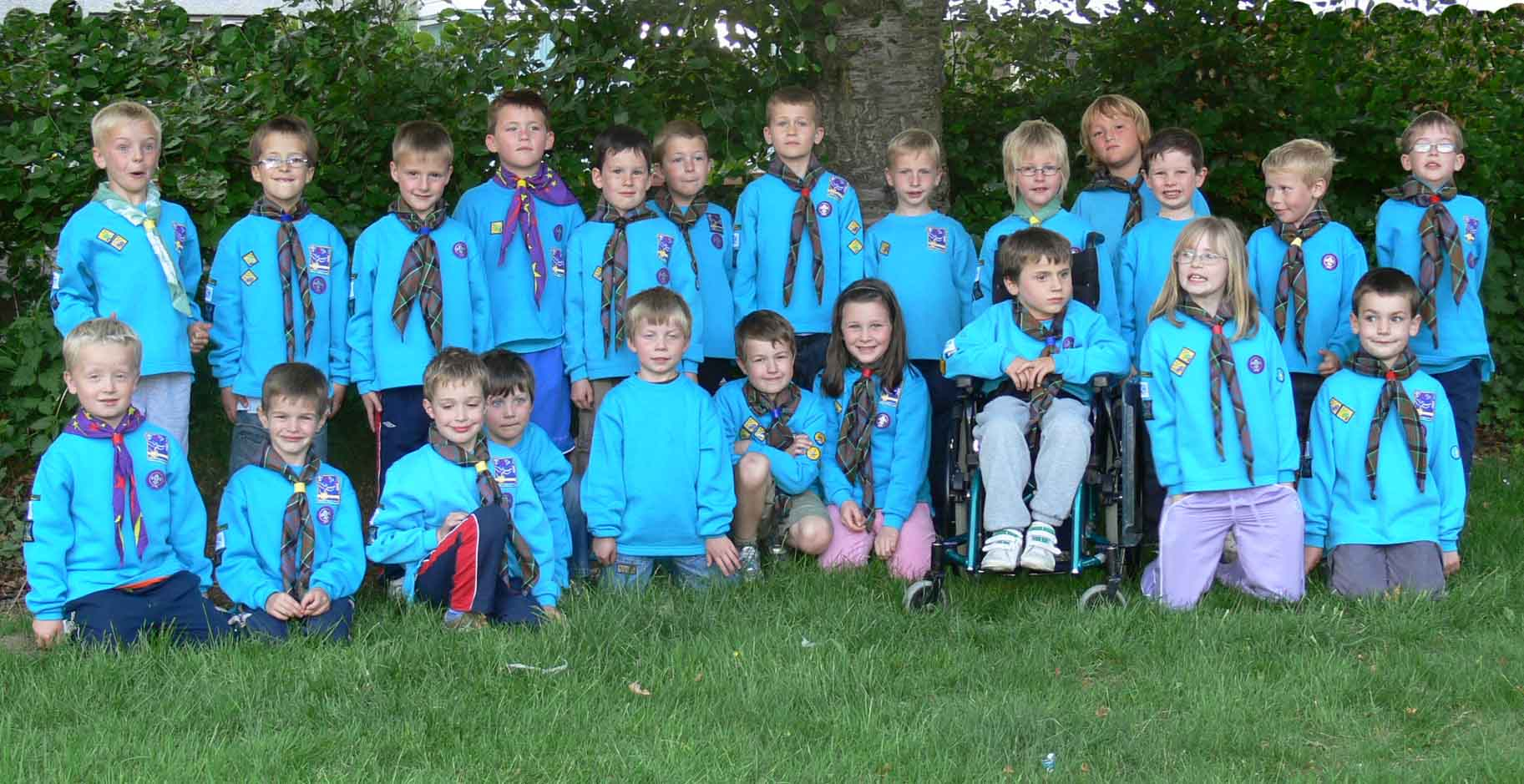 46th Angus Beaver Scout Troupe